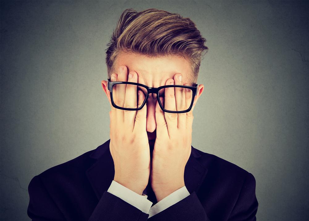 恥垢が増えたら亀頭包皮炎の可能性あり